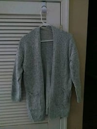 gray cardigan District Heights, 20747