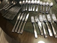 stainless steel cutlery set Rockville, 20852