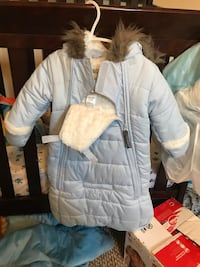 Boy snow suit and suits Severn, L3V