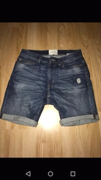 Vailent jeans shorts Oslo, 0876