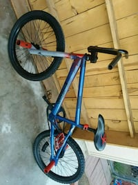 blue and black BMX bike Tucson, 85719