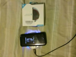 Wireless cell phone charger