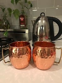 Moscow Mule cups New York, 11101