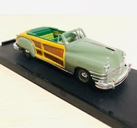 1.43 EARLY VITESSE CHRYSLER TOWN & COUNTRY CONVERTIBLE  #490 Milton, L9T 4H8