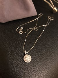 New Silver Necklace San Jose, 95132