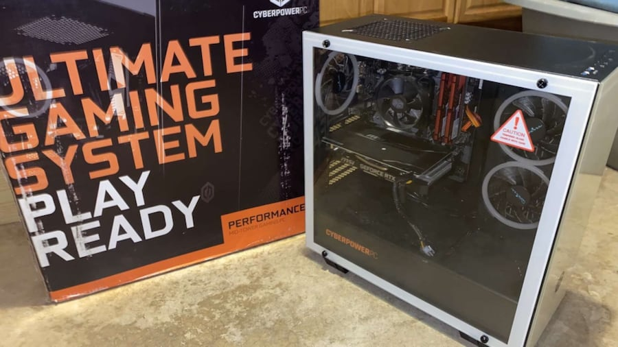Gaming pc for sale  8d7aba95-69d4-4271-9d9f-af7ed92fb178