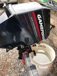 Gamefisher force 9.9 hp outboard Pittsburgh, 15205