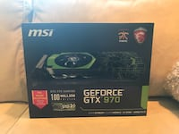 MSI GTX 970 100ME Edition Washington, 20012