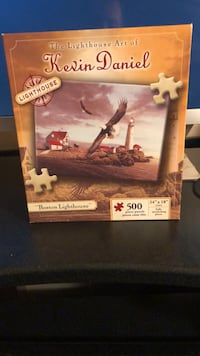 The Lighthouse Collection, puzzle. Toronto, M1T 2W8