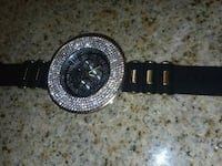 round black and gray digital watch Silver Spring, 20910