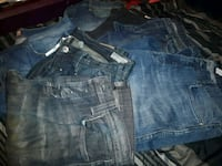 LOT of Men's EXCELLENT condition Size 38 Jeans  Surrey, V4A 1G6