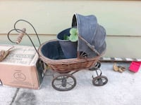 Antique baby carriage Freedom, 95019