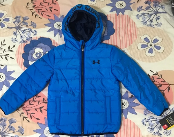 Under Armour new Jacket kids size 5