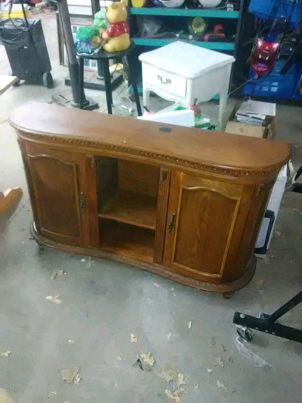 Wondrous Old Wooden Tv Stand Download Free Architecture Designs Grimeyleaguecom