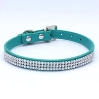 Dog Collar Diamond Adjustable Rhinestone Springfield, 22153