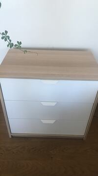 white and brown wooden cabinet Vancouver, V6E