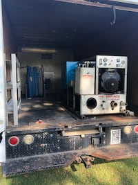 Steamway Powermatic cleaning plant Rockford, 37853