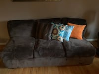 2 piece coach and love seat Grosse Pointe Woods, 48236