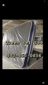 Mattress free box spring  Baltimore, 21222