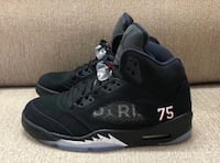 Jordan Retro V PSG Size 14 (New with Box) Herndon