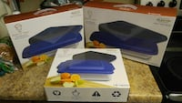 BAKE N' TAKE GLASS BAKING DISH SET OF (3)!!! Tempe, 85284