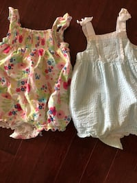 Gymboree bloomers sold separately