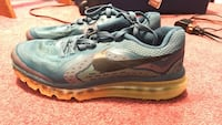Nike Air Max orange and green some with blue fabric Yonkers, 10704