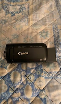 Cannon video recorder