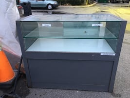 Retail Glass Display Case **FREE**