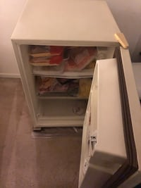 """Large Front Opening Freezer -  H 32.5"""", width 21"""", depth 24"""" (meat not included) Vienna, 22180"""