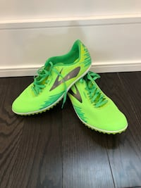 Men's Cross Country Spikes Size US10.5 (fit small)