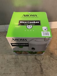 Aroma Rice Cooker and Steamer  Louisville, 40245