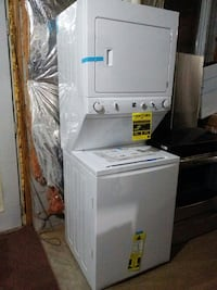 white stackable washer and dryer Parkton, 21120
