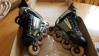 Tour hockey roller blades. Used once . Size 7 mens East Lyme, 06357