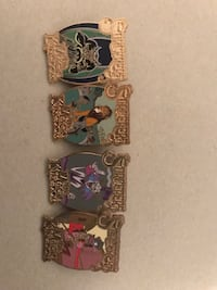 Disney Pins Los Angeles, 90061