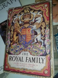 BOOK: The Royal Family  Great condition with some  Edmonton