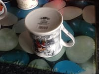 Christmas mug with little ,cup try  Welling, DA16 2DA
