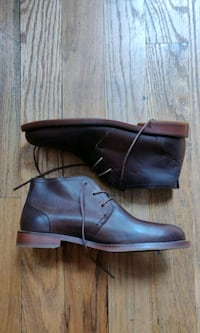 J Shoes - Leather Chukka Boot - US M 8.5 Baltimore, 21224