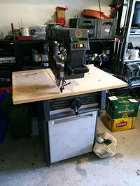 Craftsman radial arm saw in great condition  Milton, L0P