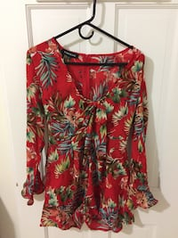 Parisian romper - never used Falls Church