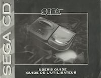 Sega System Users Guide for  CD Model 2 Video Game System Manual Only  In good condition  (ref # bx apps1) Newmarket