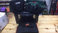 Tool box and 3 tool bags  Waterford, 48328