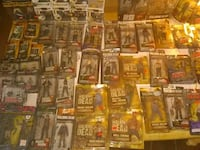 Walk dead action figures. Most i will sell for 8 Golden