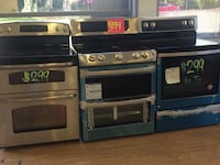 Electric stoves **as is** Stockton, 95205