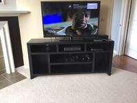 Solid wood entertainment stand espresso color Plainfield, 60585