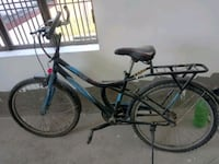 black and blue hard tail mountain bike Bulandshahr, 203001