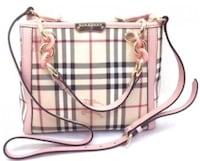 BurBerry Light Pink Handbag