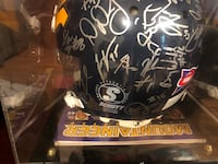 West Virginia foot ball helmet Cross Junction, 22625