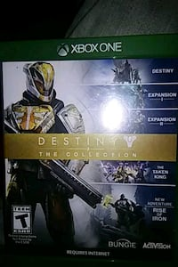 Xbox1 game West Frankfort, 62896
