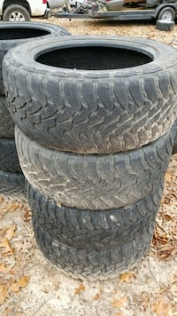 35-12.50-22tires Mabelvale, 72103